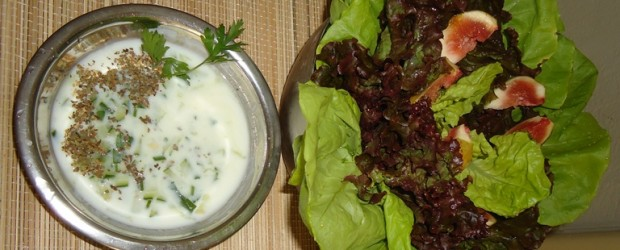 salada figo
