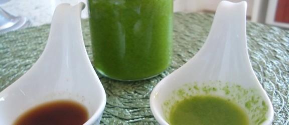 Azeite verde